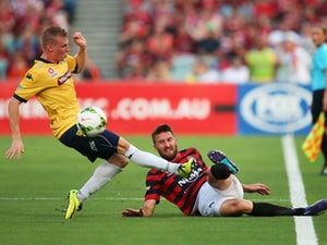 Wanderers, Mariners play out goalless draw