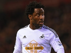 Swansea in talks over Bony return?