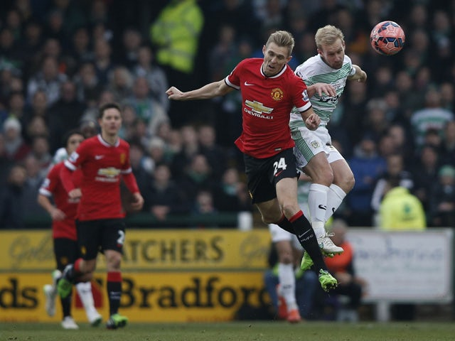 Result: Man Utd through to FA Cup fourth round