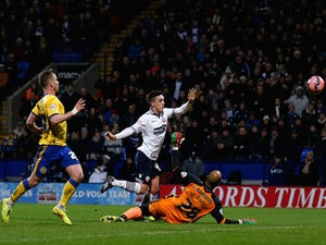 Clough gives Bolton victory