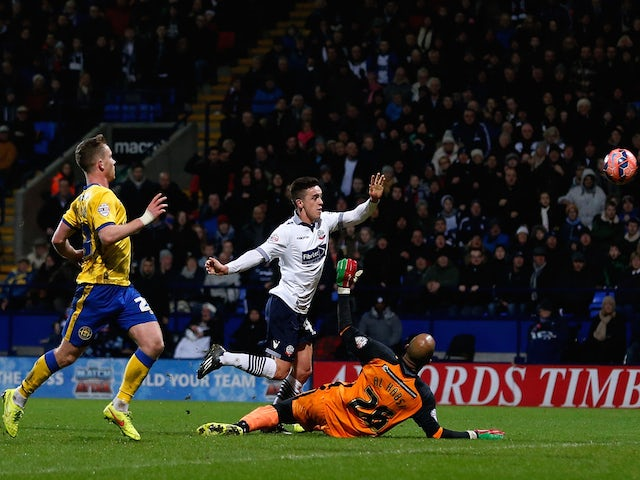 Result: Clough gives Bolton victory