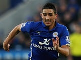 Anthony Knockaert in action for Leicester on January 3, 2015