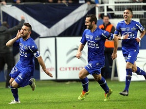 Palmieri inspires Bastia win over Guingamp