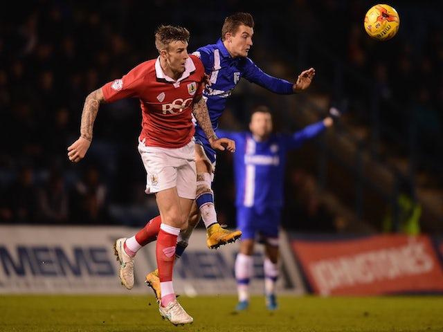 Result: Matt Smith sends Bristol City on way to Wembley