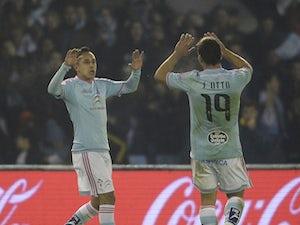Celta Vigo beat Sevilla, go 2nd in La Liga