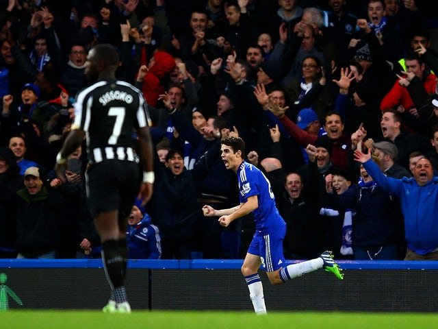 Result: Chelsea see off Newcastle