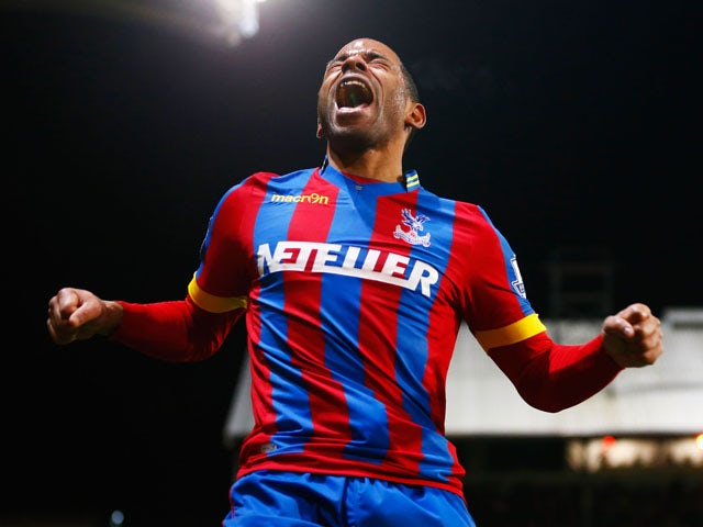 Result: Palace come from behind to beat Spurs