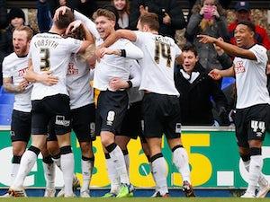 Chris Martin brace edges Derby ahead