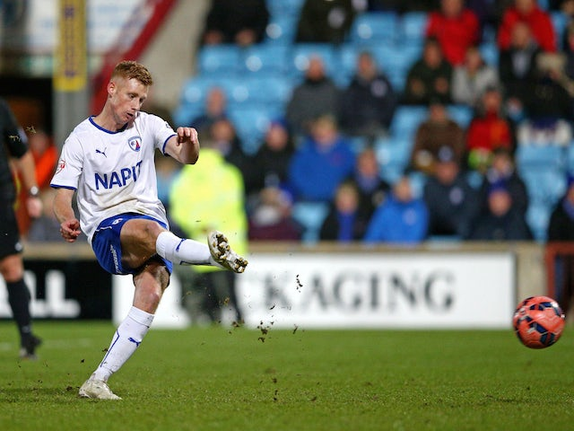 Result: Chesterfield comeback sets up replay