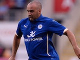 Gary Taylor-Fletcher in action for Leicester on August 26, 2014