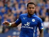 Liam Moore in action for Leicester on August 16, 2014