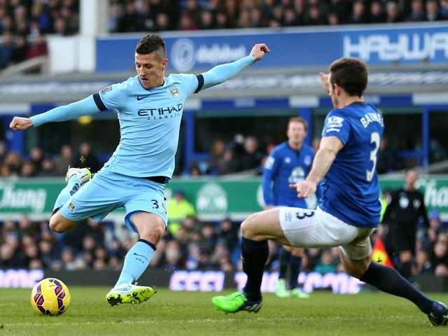 Result: Everton hold Man City to draw