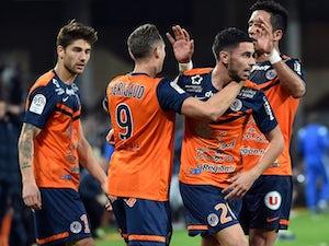 Montpellier put four past tame Nantes
