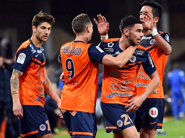 Result: Montpellier stun Marseille