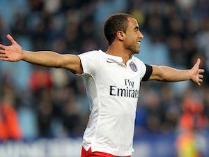PSG maintain winning start on Emery's home bow