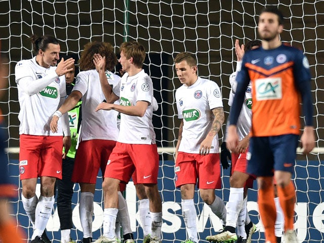 Result: PSG beat Montpellier in Coupe