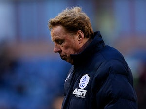 """Redknapp """"struggling"""" to sign new players"""