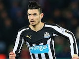 Remy Cabella in action for Newcastle on January 3, 2015