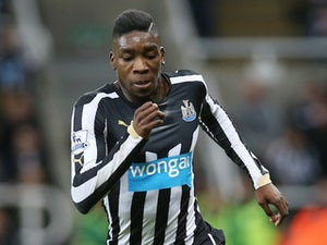 Sammy Ameobi in action for Newcastle on December 21, 2014
