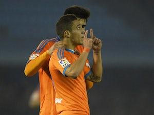 Celta Vigo secure draw with Valencia