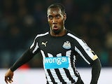 Vurnon Anita in action for Newcastle on January 3, 2014