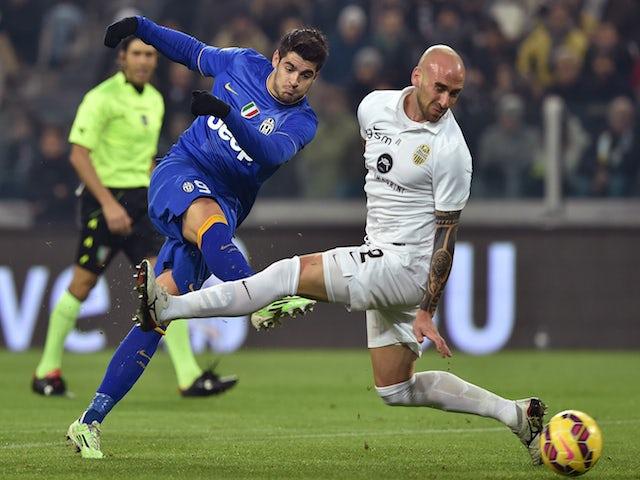 Result: Juventus pulverise Hellas Verona