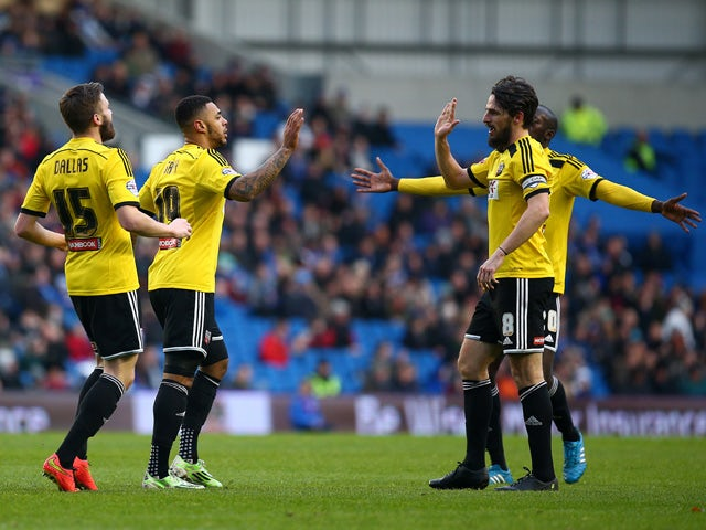 Result: Andre Gray grabs victory for Brentford