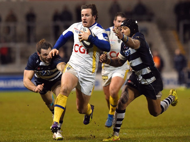 Result: Clermont Auvergne edge out Sale Sharks