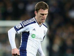 Gardner leaves West Brom to rejoin Birmingham