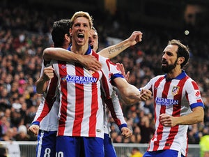 Torres: 'Atleti on equal level to Barca'
