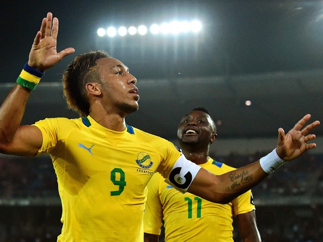 Result: Gabon win opener for the first time