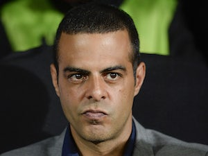 Head Coach Guy Luzon of Standard Liege looks on during the UEFA Europa League Group G match against HNK Rijeka on September 18, 2014