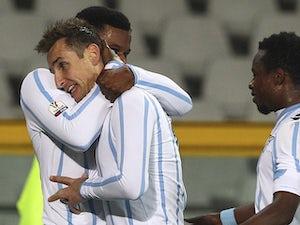 Lazio through to last eight