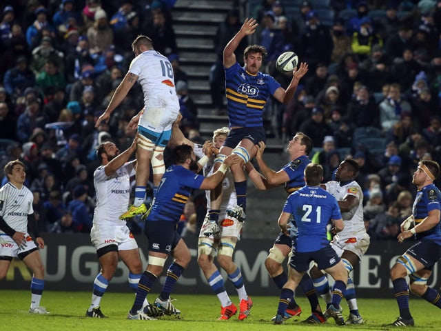 Result: Leinster ease to win over Castres