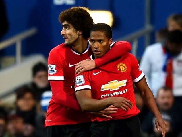 Result: Fellaini, Wilson win it for Manchester United
