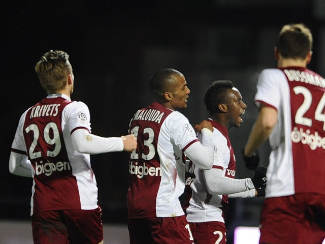 Result: Metz leave it late to grab Avranches win