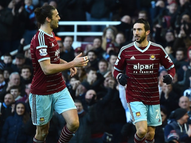 Result: West Ham make light work of Hull