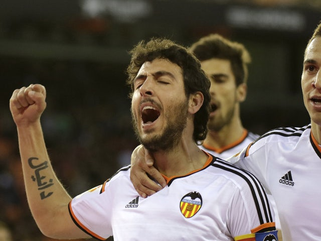 Result: Valencia score three to see off Malaga