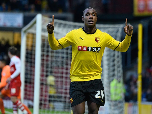 Result: Watford cruise to victory over sorry Charlton
