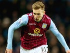 Andreas Weimann in action for Aston Villa on January 17, 2015