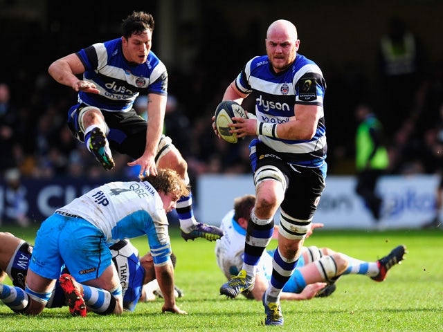 Result: Bath through after Glasgow win