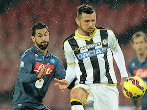 Napoli reach Coppa Italia quarter-finals