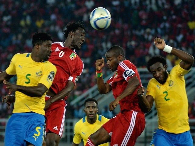 Result: Congo shock Gabon with win