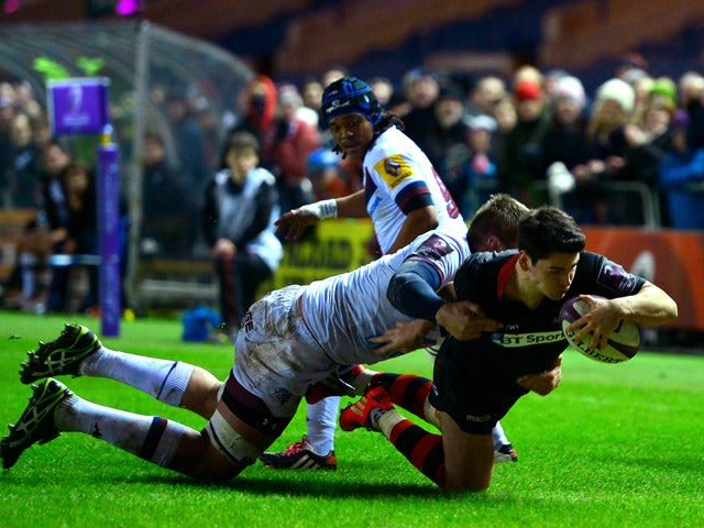 Result: Edinburgh progress in Challenge Cup