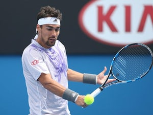 Fabio Fognini kicked out of US Open