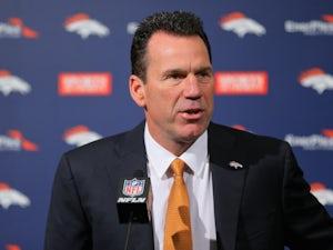 Denver Broncos coach Gary Kubiak retires