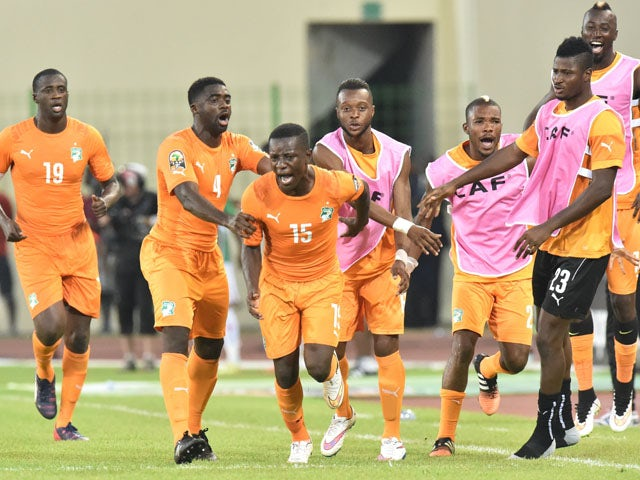 Result: Late Gradel goal saves Ivory Coast