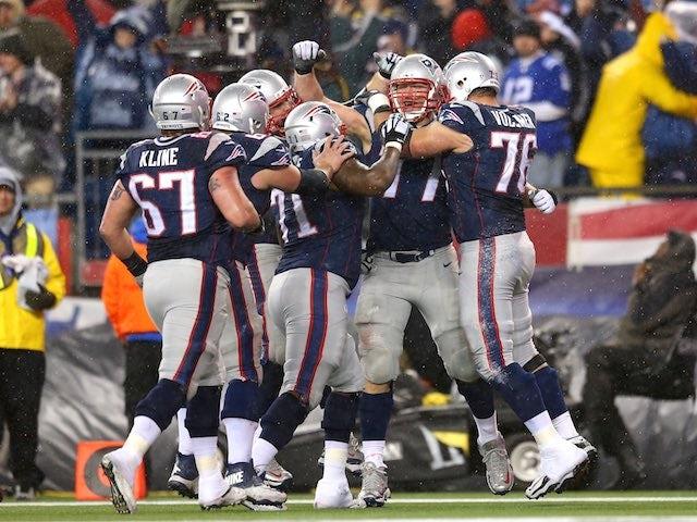 Result: Patriots destroy Colts to reach Super Bowl