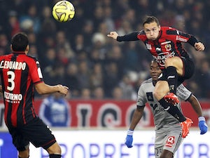 Team News: Benrahma starts for Nice against Evian