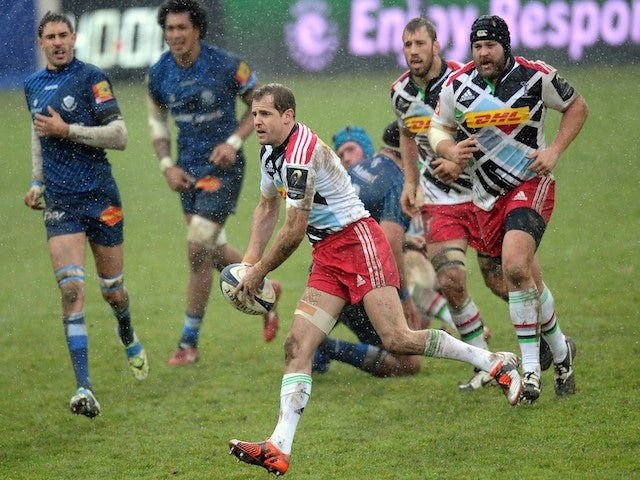 Result: Harlequins out despite Castres victory